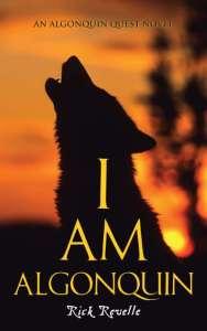 I am Algonquin title page