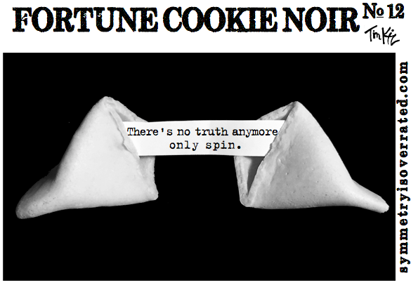 Fortune Cookie Noir #12